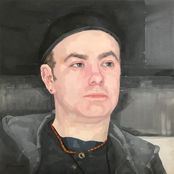 Geoffrey John Tassie (Tass), 2019